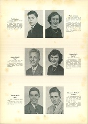 Page 16, 1953 Edition, Fort Plain High School - Portrait Yearbook (Fort Plain, NY) online yearbook collection