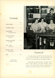 Page 4, 1953 Edition, Fort Plain High School - Portrait Yearbook (Fort Plain, NY) online yearbook collection
