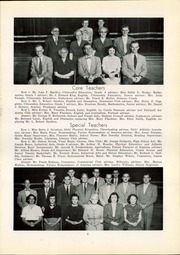 Page 11, 1954 Edition, Fort Plain High School - Portrait Yearbook (Fort Plain, NY) online yearbook collection