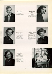 Page 17, 1954 Edition, Fort Plain High School - Portrait Yearbook (Fort Plain, NY) online yearbook collection