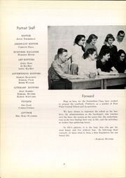 Page 4, 1954 Edition, Fort Plain High School - Portrait Yearbook (Fort Plain, NY) online yearbook collection