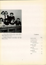 Page 5, 1954 Edition, Fort Plain High School - Portrait Yearbook (Fort Plain, NY) online yearbook collection