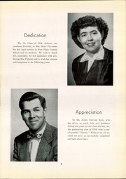 Page 7, 1954 Edition, Fort Plain High School - Portrait Yearbook (Fort Plain, NY) online yearbook collection