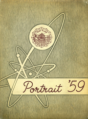 1959 Edition, Fort Plain High School - Portrait Yearbook (Fort Plain, NY)