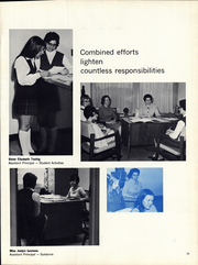 Page 19, 1971 Edition, Bishop Reilly High School - Markings Yearbook (Fresh Meadows, NY) online yearbook collection