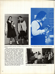 Page 20, 1971 Edition, Bishop Reilly High School - Markings Yearbook (Fresh Meadows, NY) online yearbook collection