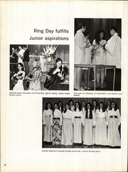 Page 24, 1971 Edition, Bishop Reilly High School - Markings Yearbook (Fresh Meadows, NY) online yearbook collection