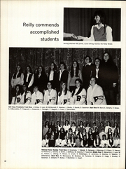 Page 26, 1971 Edition, Bishop Reilly High School - Markings Yearbook (Fresh Meadows, NY) online yearbook collection