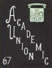 Page 1, 1929 Edition, Waterville Central High School - Academic Union Yearbook (Waterville, NY) online yearbook collection