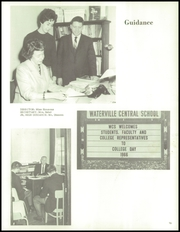 Page 13, 1929 Edition, Waterville Central High School - Academic Union Yearbook (Waterville, NY) online yearbook collection