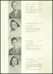 Page 15, 1949 Edition, Waterville Central High School - Academic Union Yearbook (Waterville, NY) online yearbook collection