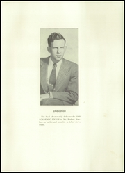 Page 5, 1949 Edition, Waterville Central High School - Academic Union Yearbook (Waterville, NY) online yearbook collection