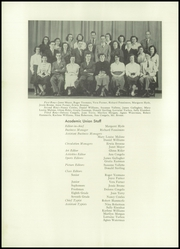 Page 6, 1949 Edition, Waterville Central High School - Academic Union Yearbook (Waterville, NY) online yearbook collection