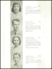 Page 11, 1952 Edition, Waterville Central High School - Academic Union Yearbook (Waterville, NY) online yearbook collection