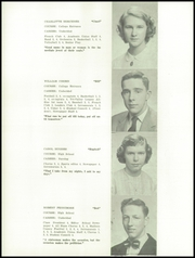 Page 12, 1952 Edition, Waterville Central High School - Academic Union Yearbook (Waterville, NY) online yearbook collection