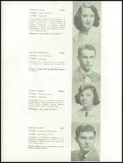 Page 14, 1952 Edition, Waterville Central High School - Academic Union Yearbook (Waterville, NY) online yearbook collection