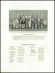 Page 4, 1952 Edition, Waterville Central High School - Academic Union Yearbook (Waterville, NY) online yearbook collection