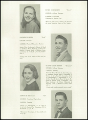 Page 10, 1953 Edition, Waterville Central High School - Academic Union Yearbook (Waterville, NY) online yearbook collection