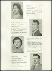 Page 14, 1953 Edition, Waterville Central High School - Academic Union Yearbook (Waterville, NY) online yearbook collection
