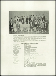Page 6, 1953 Edition, Waterville Central High School - Academic Union Yearbook (Waterville, NY) online yearbook collection