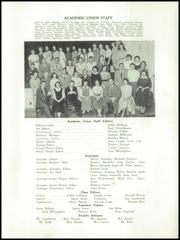 Page 7, 1955 Edition, Waterville Central High School - Academic Union Yearbook (Waterville, NY) online yearbook collection
