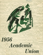 Page 1, 1956 Edition, Waterville Central High School - Academic Union Yearbook (Waterville, NY) online yearbook collection