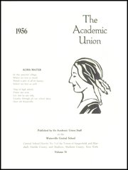 Page 5, 1956 Edition, Waterville Central High School - Academic Union Yearbook (Waterville, NY) online yearbook collection