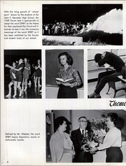 Page 8, 1968 Edition, John F Kennedy High School - Forum Yearbook (Cheektowaga, NY) online yearbook collection
