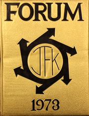 1973 Edition, John F Kennedy High School - Forum Yearbook (Cheektowaga, NY)