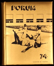 1974 Edition, John F Kennedy High School - Forum Yearbook (Cheektowaga, NY)