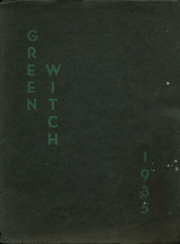 Greenwich Central High School - Cauldron Yearbook (Greenwich, NY) online yearbook collection, 1934 Edition, Page 1