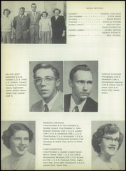 Page 24, 1954 Edition, Greenwich Central High School - Cauldron Yearbook (Greenwich, NY) online yearbook collection