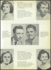 Page 27, 1954 Edition, Greenwich Central High School - Cauldron Yearbook (Greenwich, NY) online yearbook collection