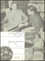 Page 13, 1956 Edition, Greenwich Central High School - Cauldron Yearbook (Greenwich, NY) online yearbook collection