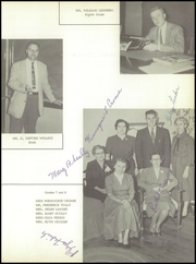 Page 15, 1956 Edition, Greenwich Central High School - Cauldron Yearbook (Greenwich, NY) online yearbook collection