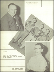 Page 16, 1956 Edition, Greenwich Central High School - Cauldron Yearbook (Greenwich, NY) online yearbook collection