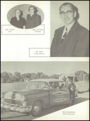 Page 17, 1956 Edition, Greenwich Central High School - Cauldron Yearbook (Greenwich, NY) online yearbook collection
