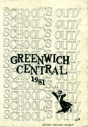 Greenwich Central High School - Cauldron Yearbook (Greenwich, NY) online yearbook collection, 1981 Edition, Page 1