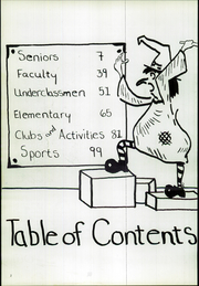 Page 6, 1981 Edition, Greenwich Central High School - Cauldron Yearbook (Greenwich, NY) online yearbook collection