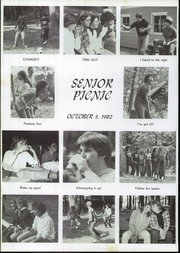 Page 12, 1983 Edition, Greenwich Central High School - Cauldron Yearbook (Greenwich, NY) online yearbook collection
