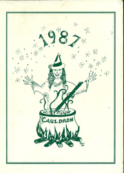 Page 1, 1987 Edition, Greenwich Central High School - Cauldron Yearbook (Greenwich, NY) online yearbook collection