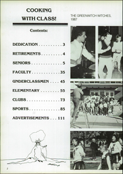 Page 6, 1987 Edition, Greenwich Central High School - Cauldron Yearbook (Greenwich, NY) online yearbook collection