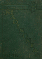 1942 Edition, Madison High School - Madisonian Yearbook (Rochester, NY)