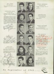Page 15, 1942 Edition, Madison High School - Madisonian Yearbook (Rochester, NY) online yearbook collection