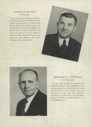 Page 8, 1942 Edition, Madison High School - Madisonian Yearbook (Rochester, NY) online yearbook collection