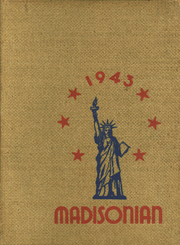 1943 Edition, Madison High School - Madisonian Yearbook (Rochester, NY)