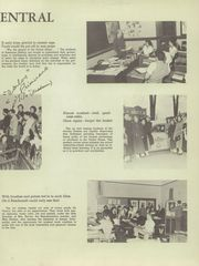 Page 11, 1950 Edition, Syracuse Central High School - Scarlet Yearbook (Syracuse, NY) online yearbook collection