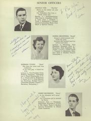 Page 16, 1950 Edition, Syracuse Central High School - Scarlet Yearbook (Syracuse, NY) online yearbook collection