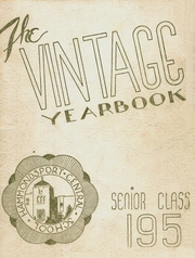 1951 Edition, Hammondsport Central High School - Vintage Yearbook (Hammondsport, NY)
