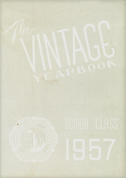 1957 Edition, Hammondsport Central High School - Vintage Yearbook (Hammondsport, NY)